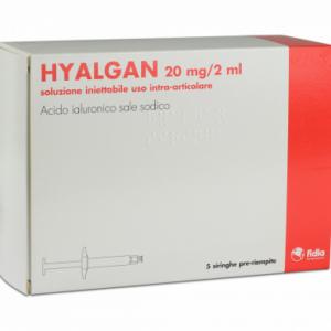 Buy Hyalgan (5x2ml) online